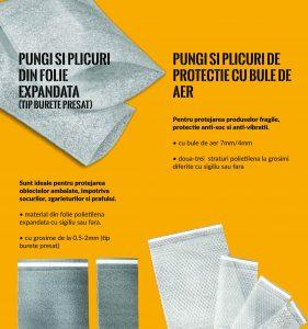 Plicuri De Protectie Antisoc cu bule de aer
